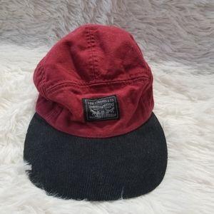 Accessories - Levi's Small Red Cap